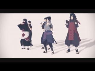 MMD_NARUTO_Uchiha_Clan_X_Sexy_Love