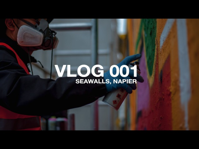 Berst Vlog 001 Sea Walls Napier