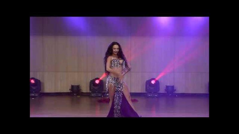 2017 Mariga Bellydance Festivla Kristina Kozhul Mejanse
