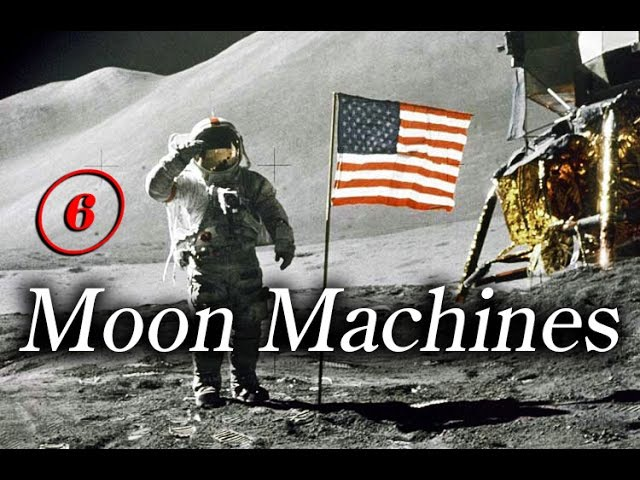Discovery Аппараты лунных программ Лунный автомобиль 6 серия