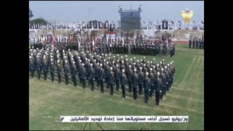 لبنان يحتفل بجيشه، والرئيس عون آخر نصر للبنان كان تحرير المنطقة على الحدود الشرقية