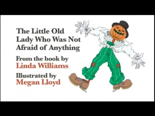 The little old lady who was not afraid of anything (2017) the animated movie series stories in 2017