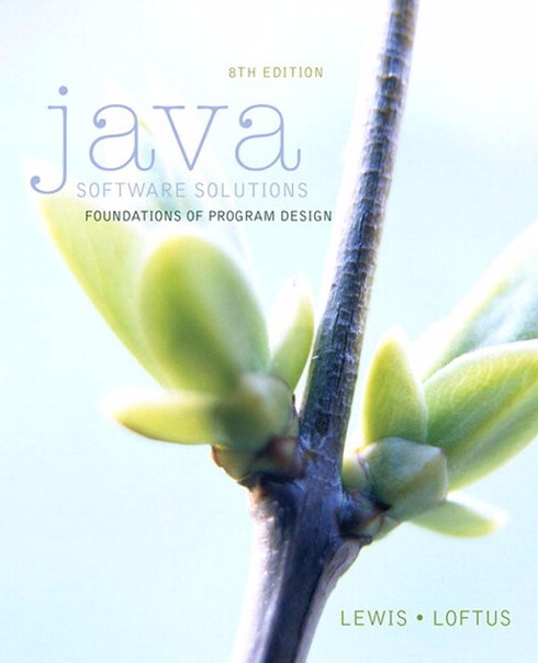 Java Software Solutions, 8th Edition (1)