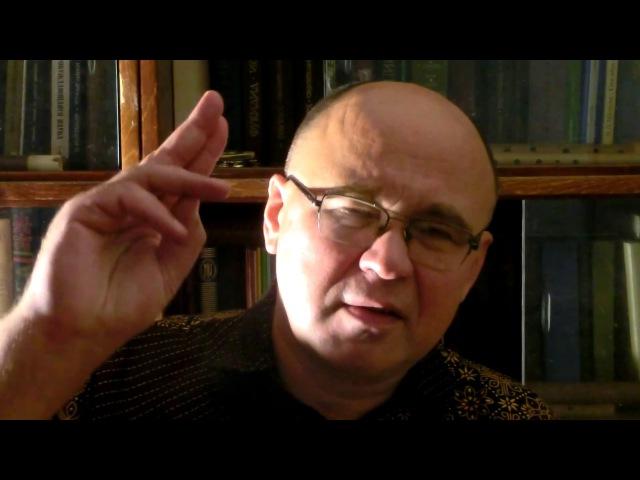 Андрей Щетников читает отрывок из Дома поэта Максимилиана Волошина
