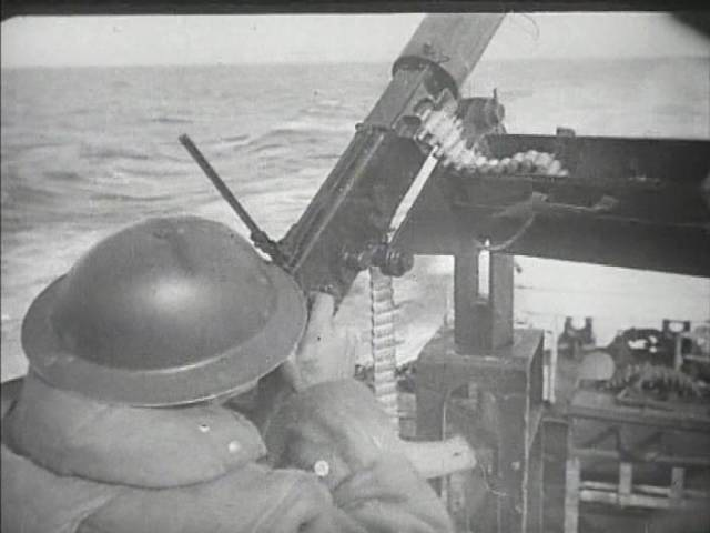 Вторая мировая война -Сражения на средиземном море