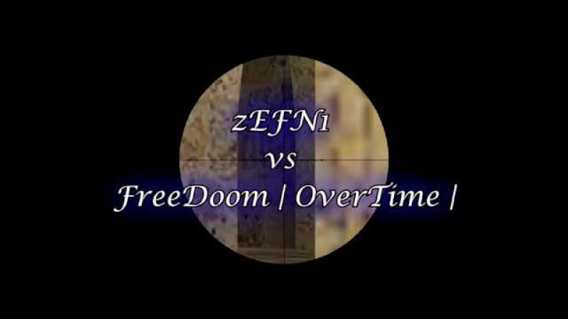 ZEFN1 vs FreeDoom