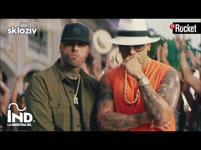 Si Tú La Ves Nicky Jam Ft Wisin Video Oficial