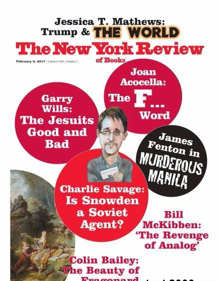 The New York Review of Books February 9 2017