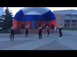День молодёжи в г. Севск