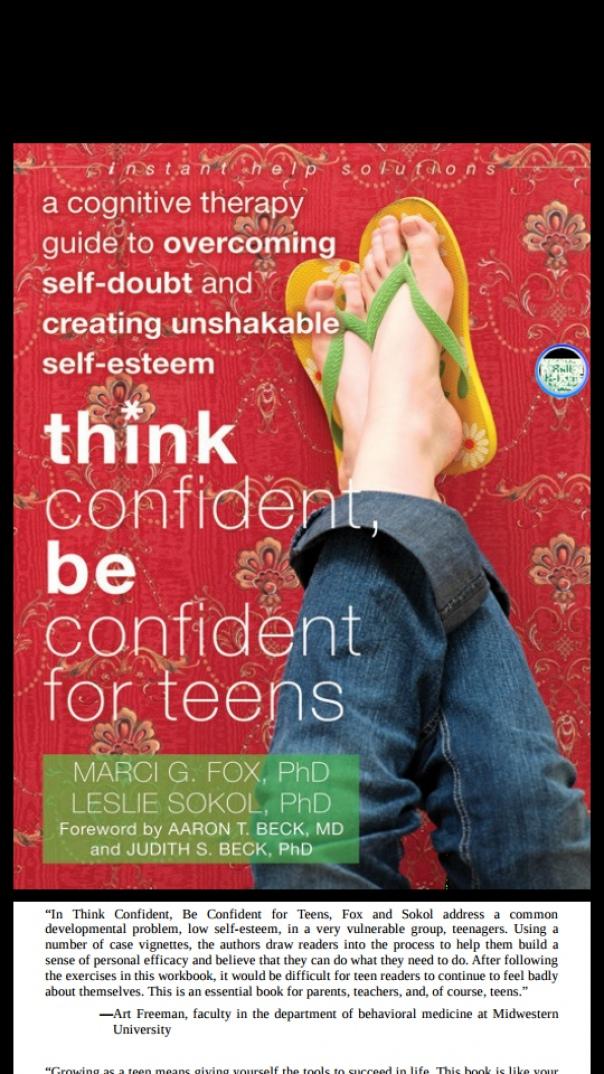 Think Confident, Be Confident