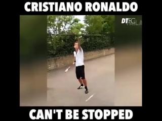 Christiano ronaldo...