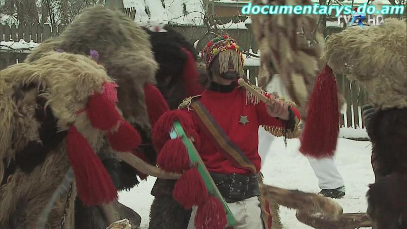Zestrea Romanilor Cete In Carnaval