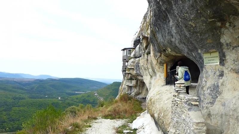 Мангупский Свято Благовещенский пещерный мужской монастырь