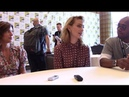 Origin Natalia Tena Fraser James Nora Arnezeder Interview Comic Con
