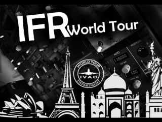 (P3D V4) Palermo(LICJ) - Athens(LGAV)  IVAO IFR WORLD TOUR 2018 HZ-HR5 B737-800 PMDG VIP FLIGHT