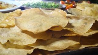 פפאדם הודי מלפיף עדשים- מבשלים עם ונו