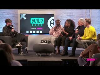 BUILD LDN:, Jennifer Hudson, Sir Tom Jones and Olly Murs Talk 'The Voice UK'