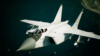 ACE COMBAT 7: SKIES UNKNOWN - Aircraft Profile: MiG-31B  | PS4, PSVR, X1, PC