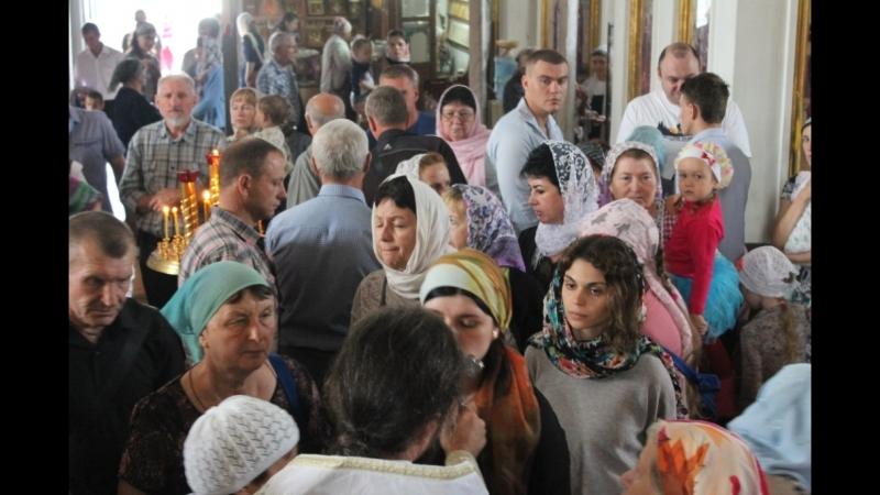 Настоятель извещает о возможности подать записки к мощам прп Сергия