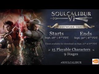 SoulCalibur VI Open Beta