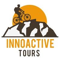 Логотип InnoActive (велотуры, походы, сплавы)