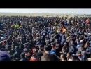 Заттыбек Көпбосынұлы он мың адам шақырып, дүбірлі көкпар өткізді фото, видео