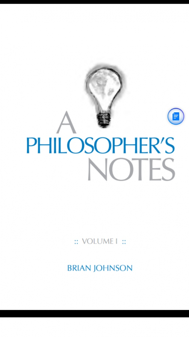 A Philosopher's Notes On Optimal