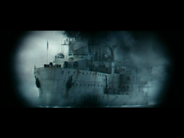 Ships Battle Duel in HD Russian Empire vs Germany World War I movie Admiral Адмиралъ