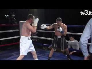 Исмаил Илиев одержал победу над Нико Сазманом