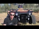 Barefoot Motors Electric EUV M1 ATV Review