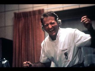 Доброе утро, Вьетнам |1987| Режиссер: Барри Левинсон | драма, комедия, военный, биография