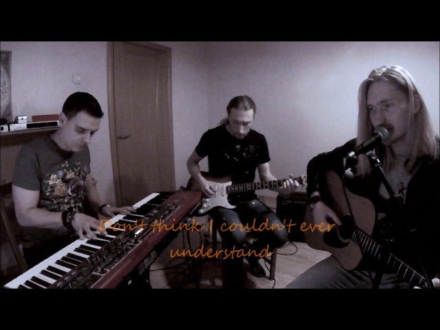 Ivan, Nes Keyz and Vouk - Stop this train (John Mayer cover, with lyrics and ghost track)
