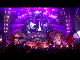 Премьера. Martin Garrix & David Guetta feat. James Arthur & Ellie Goulding - So Far Away (Tomorrowland 2017)[ft. Jamie Scott & R