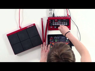 Nord Drum 2 vs Nord Beat 2 step sequencer