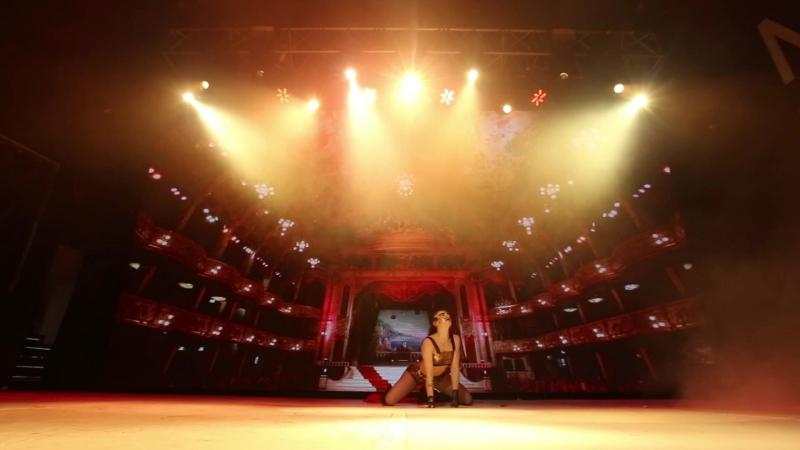Strip Dance by Sima Redsi 2017 -HUMAN . Отчетный концерт D4U .