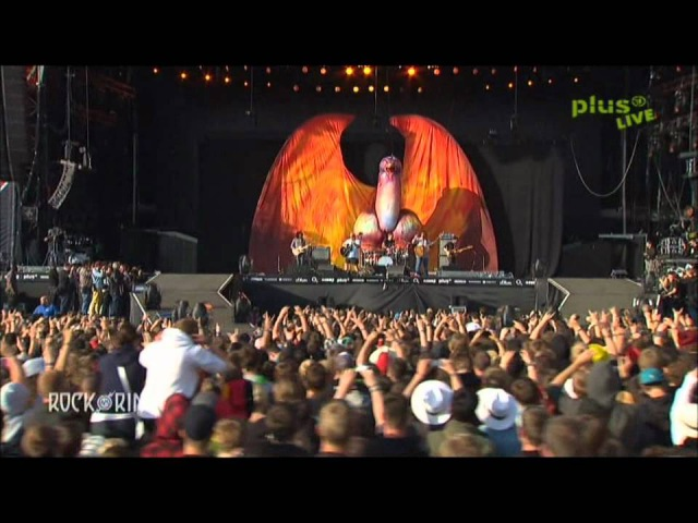 Tenacious D Rize of the Fenix LIVE AT ROCK AM RING 2012