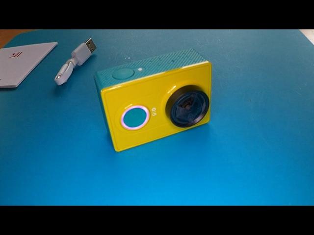 Xiaomi Yi 16MP WiFi Action Kamera von Testbericht Testaufnahmen