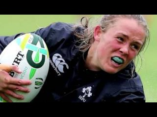 Women's Rugby World Cup hosts Ireland have included Ashleigh Baxter and Eimear Considine in their si