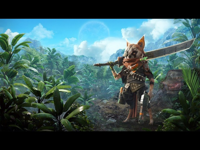 25 Minutes of BioMutant Gameplay PAX 2017