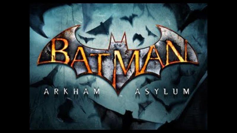batman arkham asylum - HD1600×1200