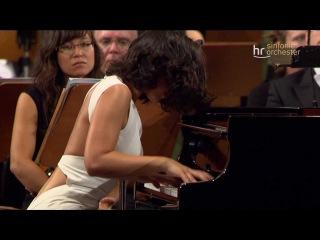 Schumann: Klavierkonzert ∙ hr-Sinfonieorchester ∙ Khatia Buniatishvili ∙ Paavo Järvi