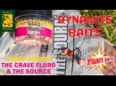 Обзор бойлов DYNAMITE BAITS; The Crave fluro pop-ups The Sourse
