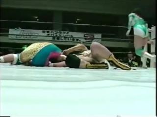Suzuki _ Ozaki (JWP) vs Hasegawa _  (AJW) - Clipped