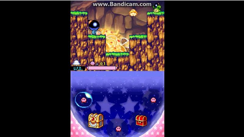 Kirby squak squad продолжение 3 ЧАСТЬ