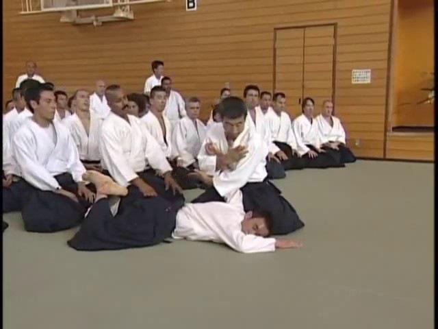 The 10th international Aikido Congress Seki sihan 1