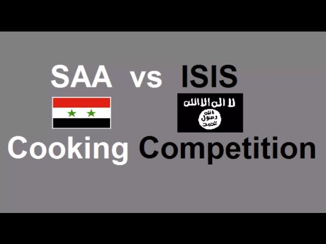 FYNNY Syrian Army vs ISIS Cooking Competition Guess who won