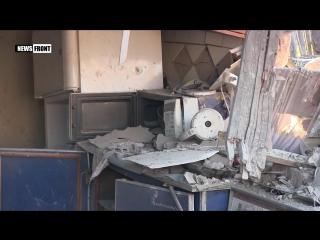 Около полуночи украинские террористы открыли огонь по Донецку