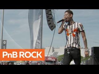 PnB Rock at Summer Jam 2017