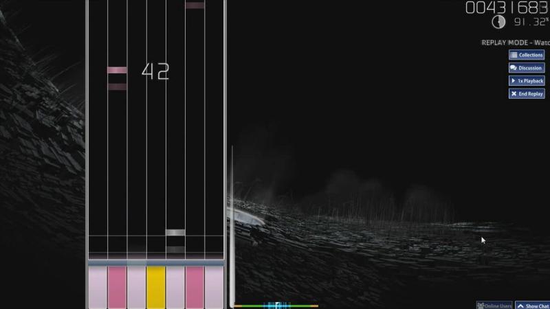 Osu raplays by Tra1n Soleily - Renatus [Normal] 7k