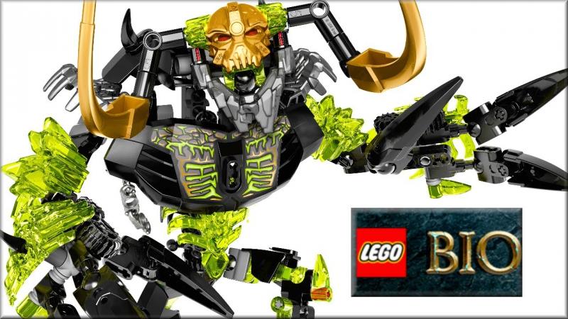 Лего Бионикл 71316 Умарак Разрушитель Обзор LEGO Bionicle Review Umarak